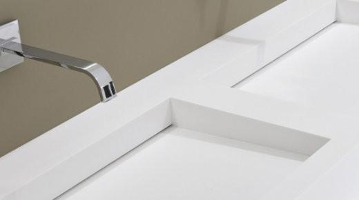 Столешницы в ванную